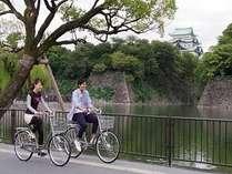 名古屋の秋満喫 爽快! 楽チャリSTAY ~レンタサイクル&朝食付~