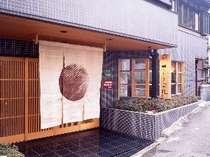修善寺の小道にひっそりとたたずむ 静かな宿