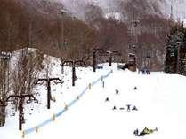 【スキー場リフト1日券付◆1泊2日】ゲレンデすぐ♪スキーを満喫★夕食は3種類より選べる大鍋膳