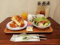 朝食写真(1)