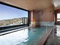 殿方用大浴場。2016年3月リニューアルオープン♪