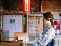 【北向観音】長野の善光寺とセットで【両参り】となるので、ご利益UPを願うなら両参りがオススメ♪
