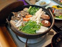 お料理一例(ちゃんこ鍋)12代目当主(元力士)直伝の味