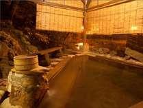 源泉掛け流し、貸切露天風呂「楓の湯」