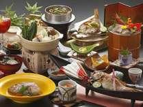のどぐろ会席プランのお料理イメージ。「幻の高級魚」と呼ばれる美味をご賞味下さい。