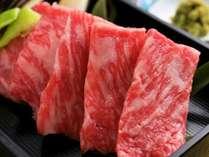 料理長、店主厳選のA4クラスとろける食感【しまね和牛ステーキ】を舌鼓くださいませ。