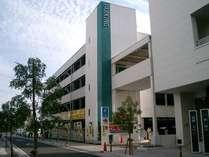 契約駐車場:JRF豊橋駅前駐車場(ホテルより徒歩1分!)