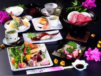 【竹コース】旬の素材で彩る当ホテルのスタンダードコース