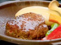 ■広島牛ステーキ(一例)■無駄な脂肪が少なく、繊細な味わいに深いコクと豊かな風味が特徴です♪