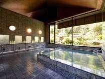 *大浴場/ラドン湯は全身の細胞に迄働きかける泉質。健康促進にぜひごゆっくりご堪能下さい。