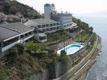 周防大島温泉ホテル 大観荘 (山口県)