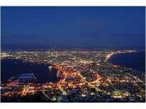 函館山夜景イメージ