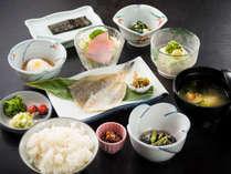 ・加賀八汐自慢の朝食(イメージ)