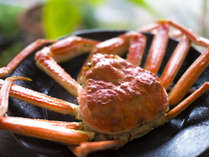 ●冬の味覚王者 ≪活蟹≫。海の幸の絶対王者☆日本海に来たなら絶対食べたい1品