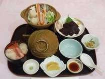 ◆モヨロ鍋と海鮮丼セット