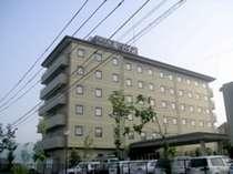 上野の格安ホテル ホテル ルートイン伊賀上野