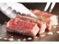 和牛のステーキのイメージ。