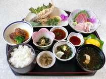 和風膳(メニューの一例)        和風郷土料理【ぴき】
