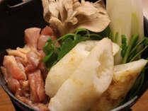 【2食付・きりたんぽ鍋プラン】味がしみ込み旨い!秋田名物を堪能