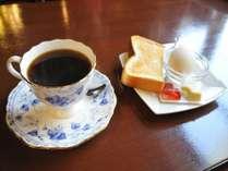 優雅に朝食♪ モーニングプラン(喫茶店redo java提携)