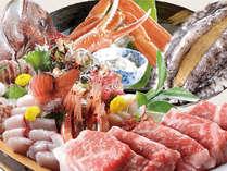 よくばりに食べたいものをちょっとずつ♪人気のお料理もいろいろ♪
