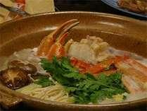 日本海の冬の味覚の代表格<カニ>プランも各種ご用意(写真はイメージ)