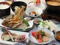 夕食Bタイプ(和食御膳・全10品/季節や仕入れ等により料理内容は変わります。)