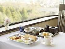 朝食は、和食か洋食をお選びいただけます♪メニューは日替わりです☆