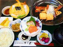 【1泊2食付】「お料理茶寮きぶん」で頂く ~きぶんの和食御膳~ ドリンク1杯サービスの特典付き!