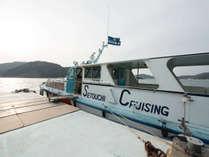 *クルーザー/クルージングしながら、鞆の浦の名所をご案内いたします!