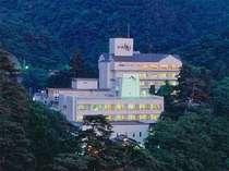 東山パークホテル新風月 (福島県)