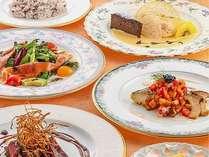 ◆◇当店オリジナルの季節の夕食コース料理の一例◆◇