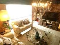 lodge部屋