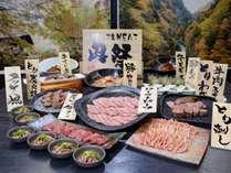 9月1日~11月末まで限定「肉フェア」写真の中から数品が夕食に登場♪