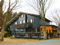 森のキッチン 山小屋  Holahoo