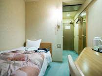~南館洋室シングル~ ビジネス利用にピッタリのシングルルームです。