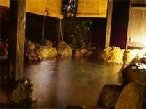 【癒しの空間~時を旅する湯宿~】◆森の露天風呂◆の貸切露天風呂が一滞在につき1回無料!
