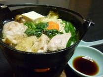 定番◆紀州うめどりミニ鍋とあまごの塩焼会席◆部屋食