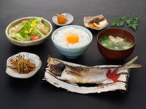 ≪朝食付き≫食べる温泉朝ごはん!自家製の食材と温泉水を使った体に優しい和定食