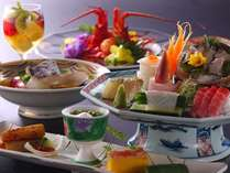 彩り豊かで味わい深い美食膳!