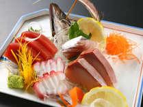 【別注】焼津港の新鮮な食材をふんだんに使ったお刺身盛り