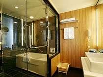 ラグジュアリーツインルーム(45平米)バスルームイメージ