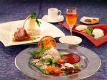 料理例(1) 特別な日のディナーに。。