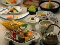 料理例(1) ご両親へのお食事のプレゼントはいかがでしょうか?