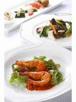 食事一例。写真はイメージです。食材の入荷状況により、メニュー内容は変更致します。