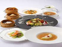 各賞を受賞した料理長の中国料理は、あっさりとした上品な味をご賞味下さい。