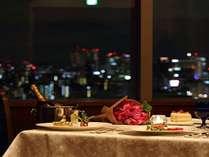 レストラン夜景