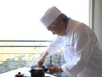 和食レストラン「凪」 料理長