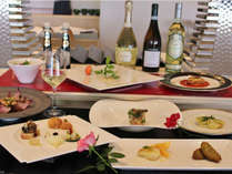 【冬季限定】幻の高級魚をイタリアの味でおとどけ~クエフルコースディナー~