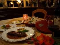 ★夕食(一例です)